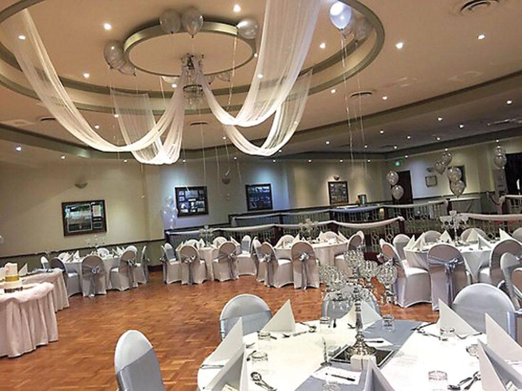 Banjos Dining Room Wedding