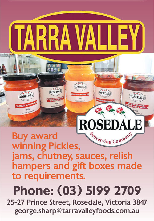 Tarra Valley Foods