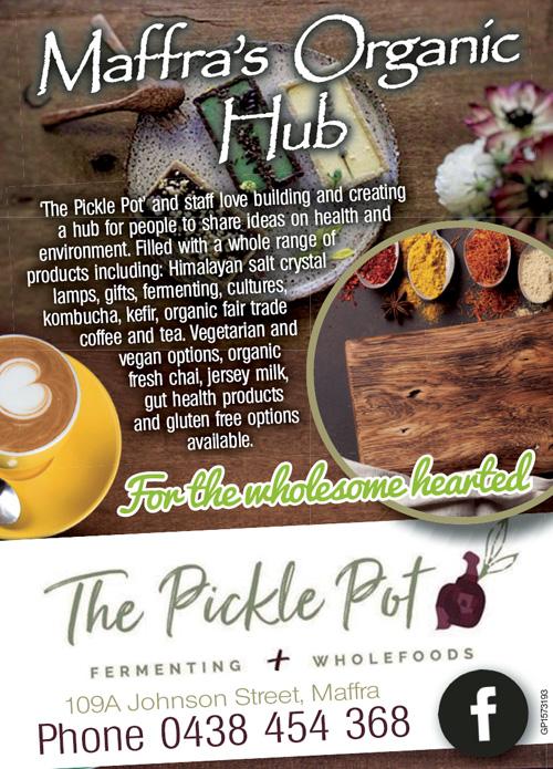 The Pickle Pot Maffra