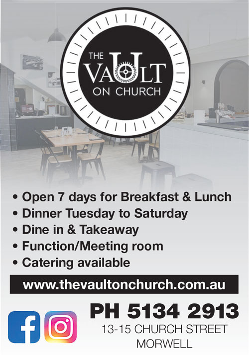 The Vault on Chruch