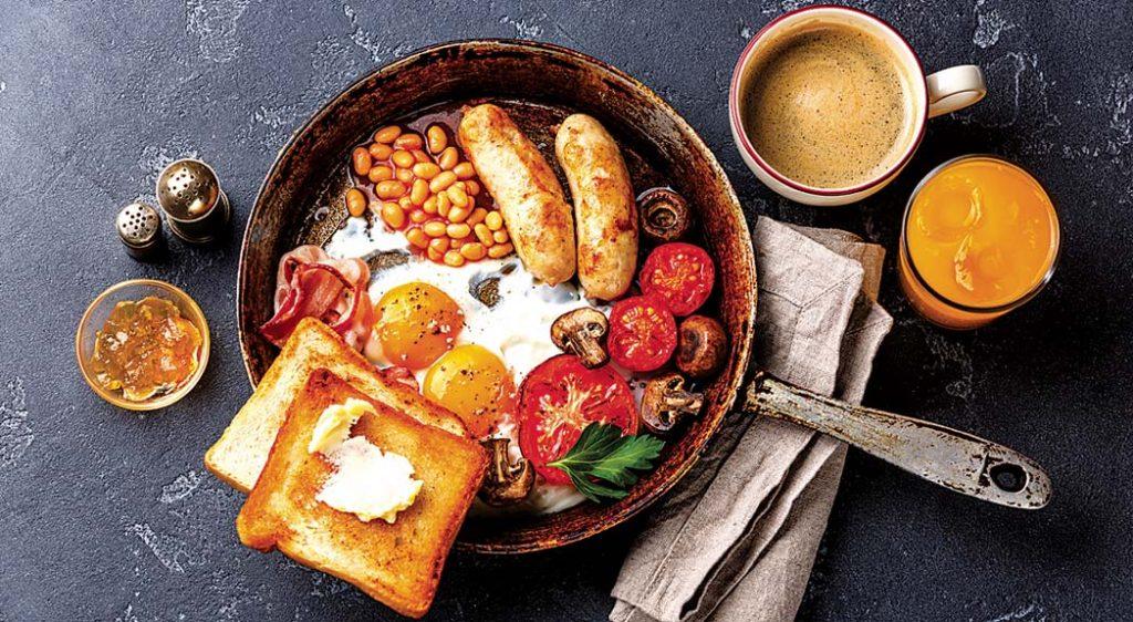 100 on Hotham Breakfast