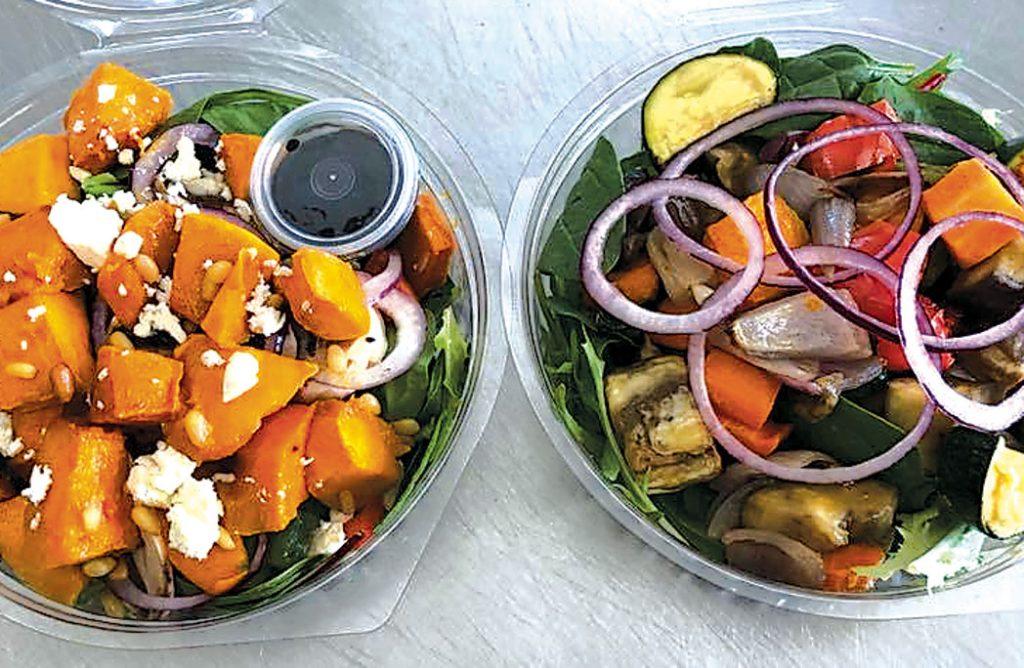 Peckisk Salads