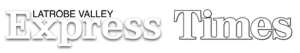 Latrobe Valley Express and Gippsland Times Logo